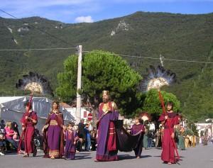 Feste quinquennali del Divin Crocifisso
