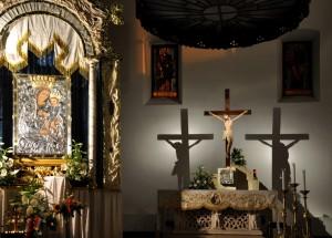 La processione del quadro di S. Maria delle Grazie