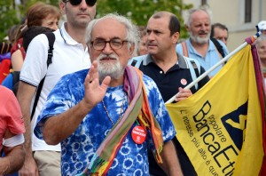 Marcia Perugia-Assisi: cinquant'anni per la pace