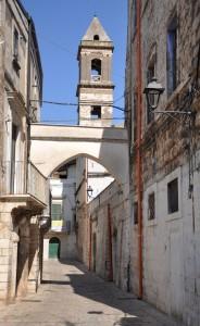 Il borgo antico di Casamassima