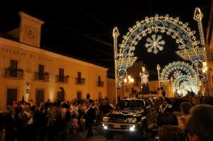La festa di San Pio da Pietrelcina