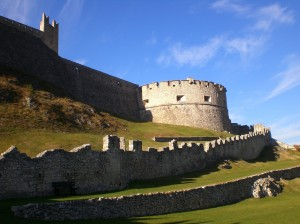 Il castello che domina