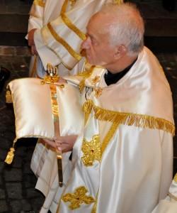 La processione della Sacra Spada di S. Michele