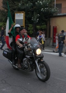 90 Anniversario di Moto Guzzi