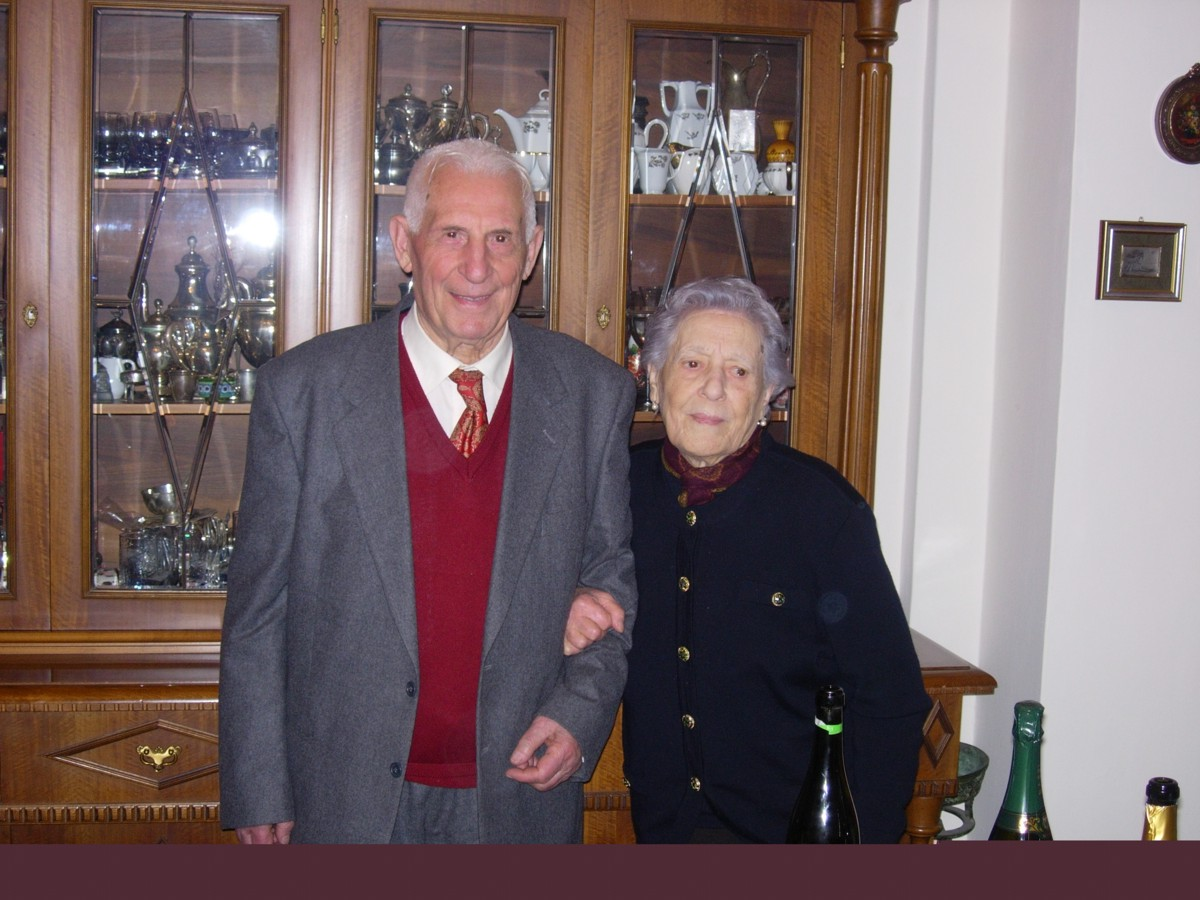 70 Anniversario Di Matrimonio.Matrimonio Record Insieme Da 70 Anni Pompei Notizie