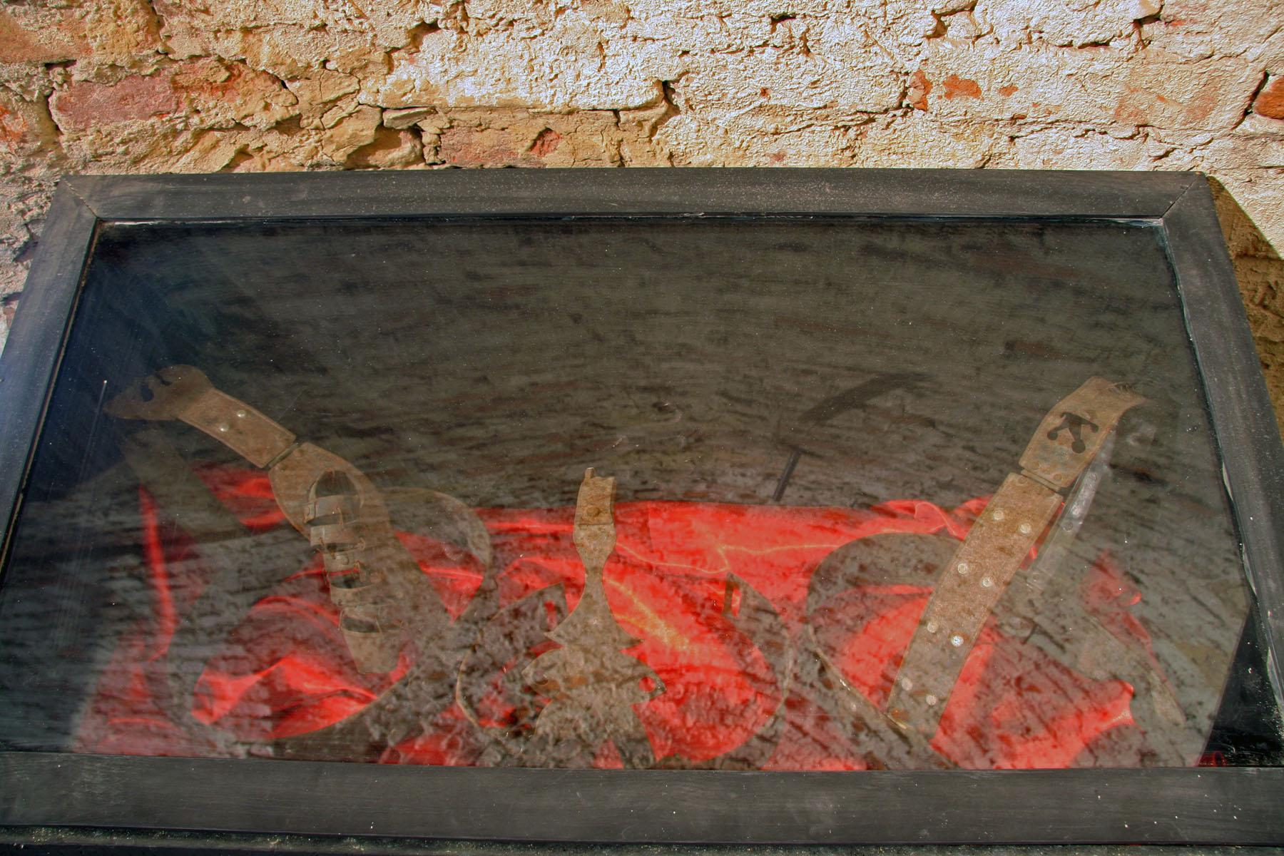 Antichi strumenti di tortura soncino notizie - Famoso letto di tortura ...