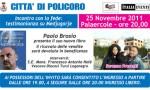 Locandina Paolo Brosio
