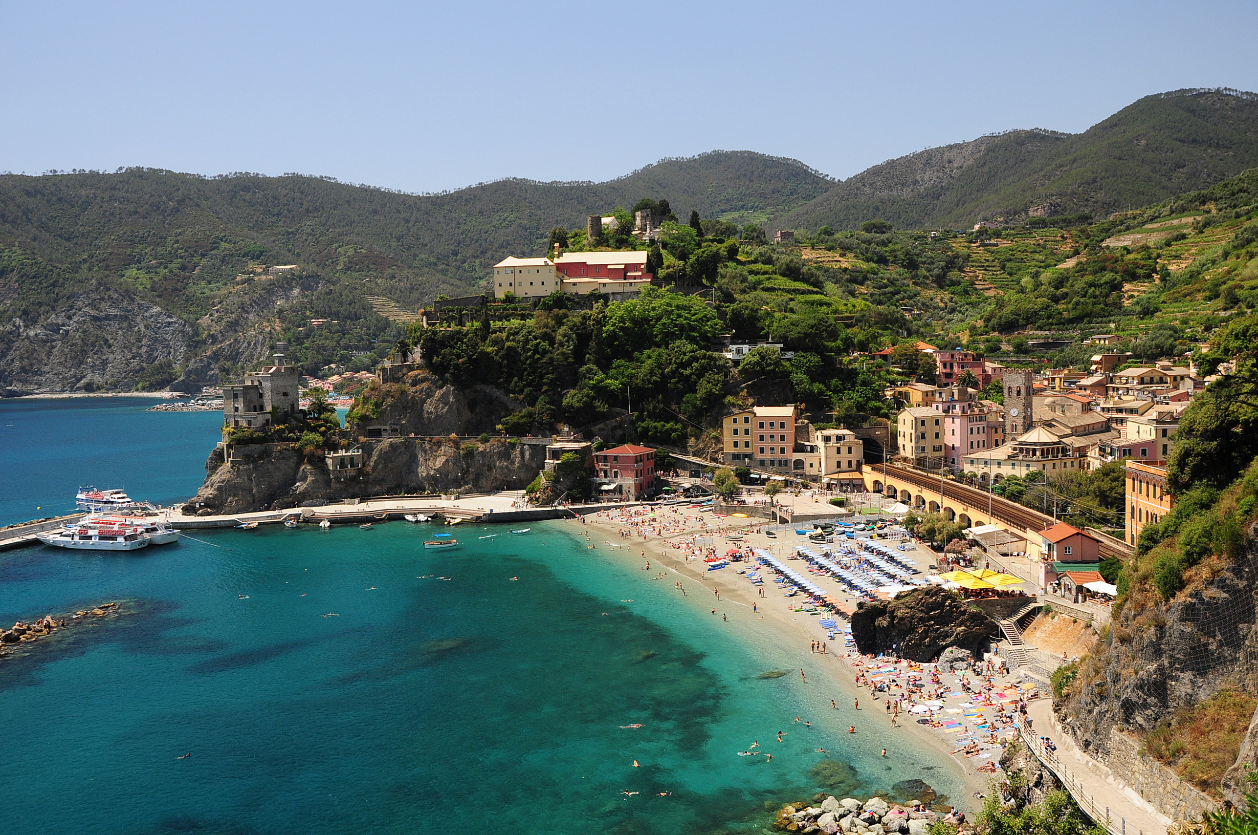 The Five Cinque Terre Villages - Travel. Experience. Live.