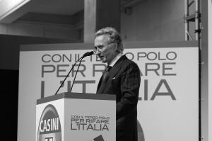 """Terzo Polo per rifare l'Italia: """"Intanto rifacciamo la DC"""""""
