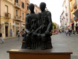Un Museo all'aperto in Corso Mazzini