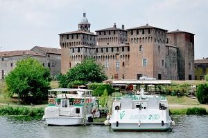 Navigando Mantova