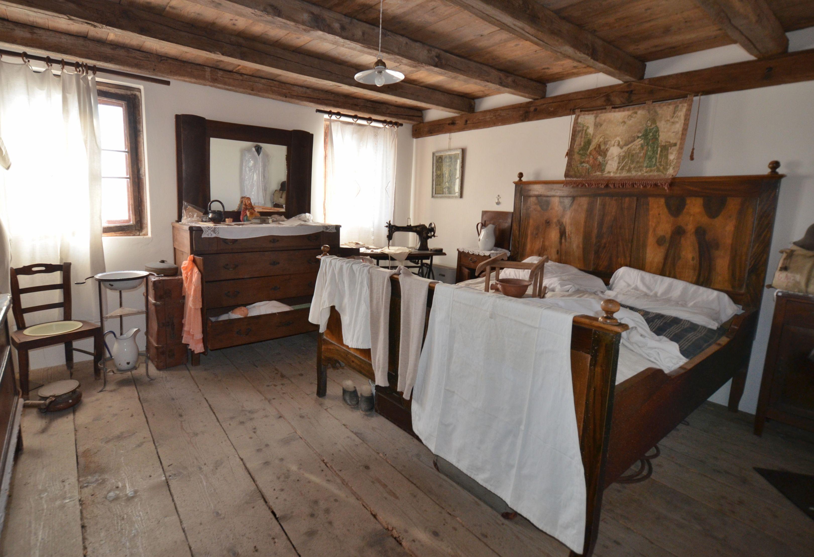 Museo palazzon la casa di una volta lusiana notizie for Immagini di una casa
