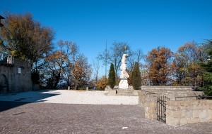 Colli Euganei – Santuario Monte Madonna