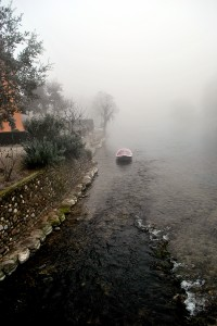 Borghetto e il suo fiume