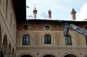 Ghiaccioli assassini in Piazza Ducale