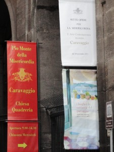 Pio Monte della Misericordia - Ingresso