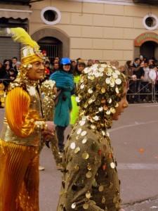 Carnevale Palmese: colori in festa
