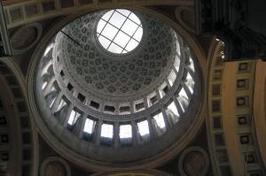 Salita alla Cupola di San Gaudenzio