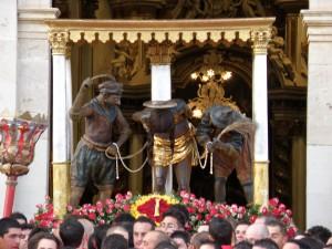 Rito della Passione e rievocazione di Cristo alla Colonna