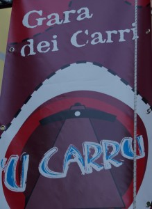 La gara dei carri