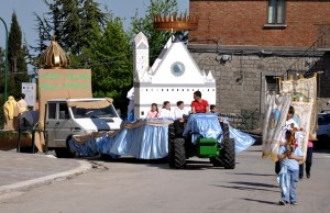 I carri dell'Incoronata