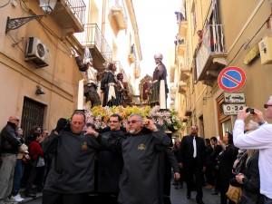 Processione dei Misteri 2012