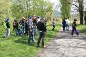 IX giornata del Trekking Urbano