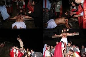 Passione di Gesù 2012