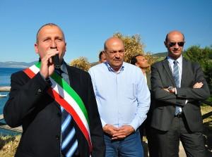 """Inaugurazione della """"Piazza del Novecentenario"""""""