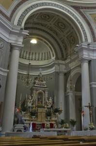 La chiesa di Cima, urbanista del primo piano regolatore in Italia
