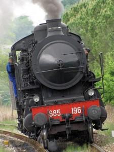 Treno Storico fra le terre senesi