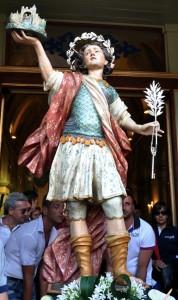 Culto e processione dei Santi Patroni sannicandresi