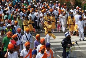 I colori e le usanze dell'India