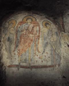 """Cripta del """"peccato originale"""""""