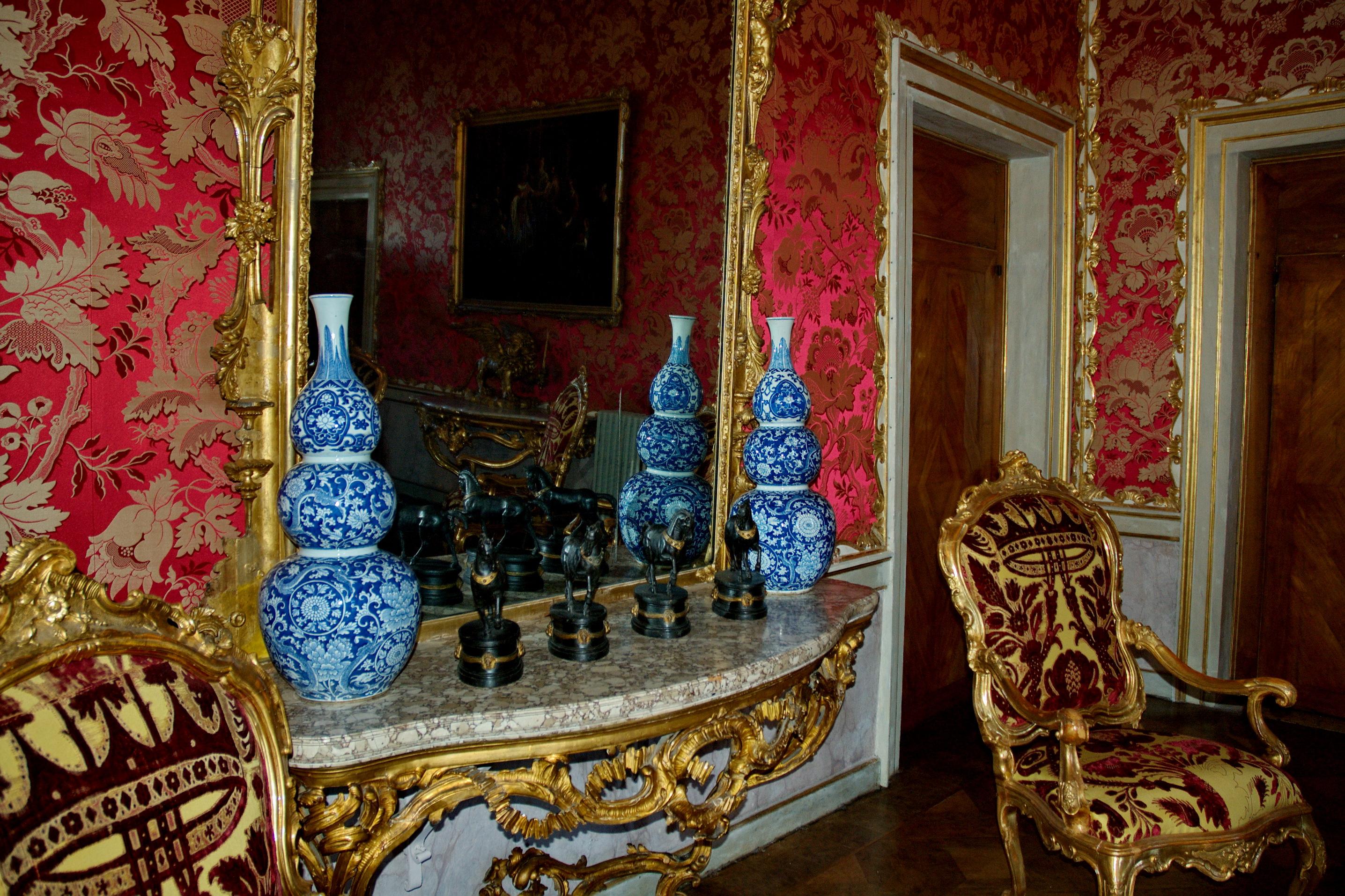 Le Stanze Di Sissi A Palazzo Reale Venezia Notizie #AC1F33 2872 1914 Sala Da Pranzo Ottocento