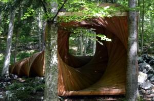 Percorso Arte Sella, arte e natura