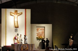 In veglia ed in festa per San Pio da Pietrelcina