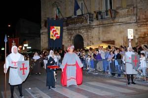 "XVI Corteo Storico ""Corrado IV di Svevia"""