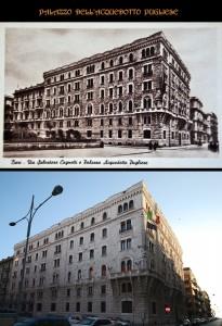 Com'è cambiata la città
