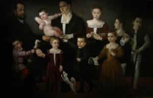 Cinque secoli di volti a palazzo Chiericati