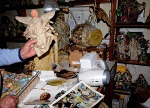 La cartapesta, antico mestiere