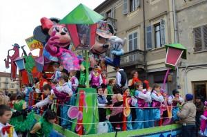 Il Carnevale storico