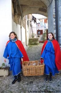 Festa di Sant'Agata coi pani a forma di mammelle