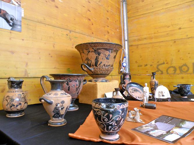 Vasellame dell antica grecia centuripe notizie for Vasi antica grecia