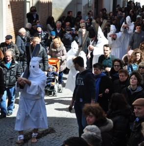 La Processione delle Catene