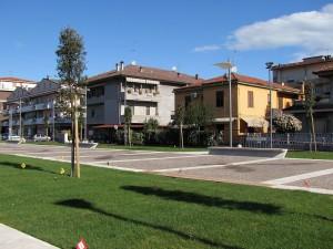Finalmente la nuova Piazza San Rocco