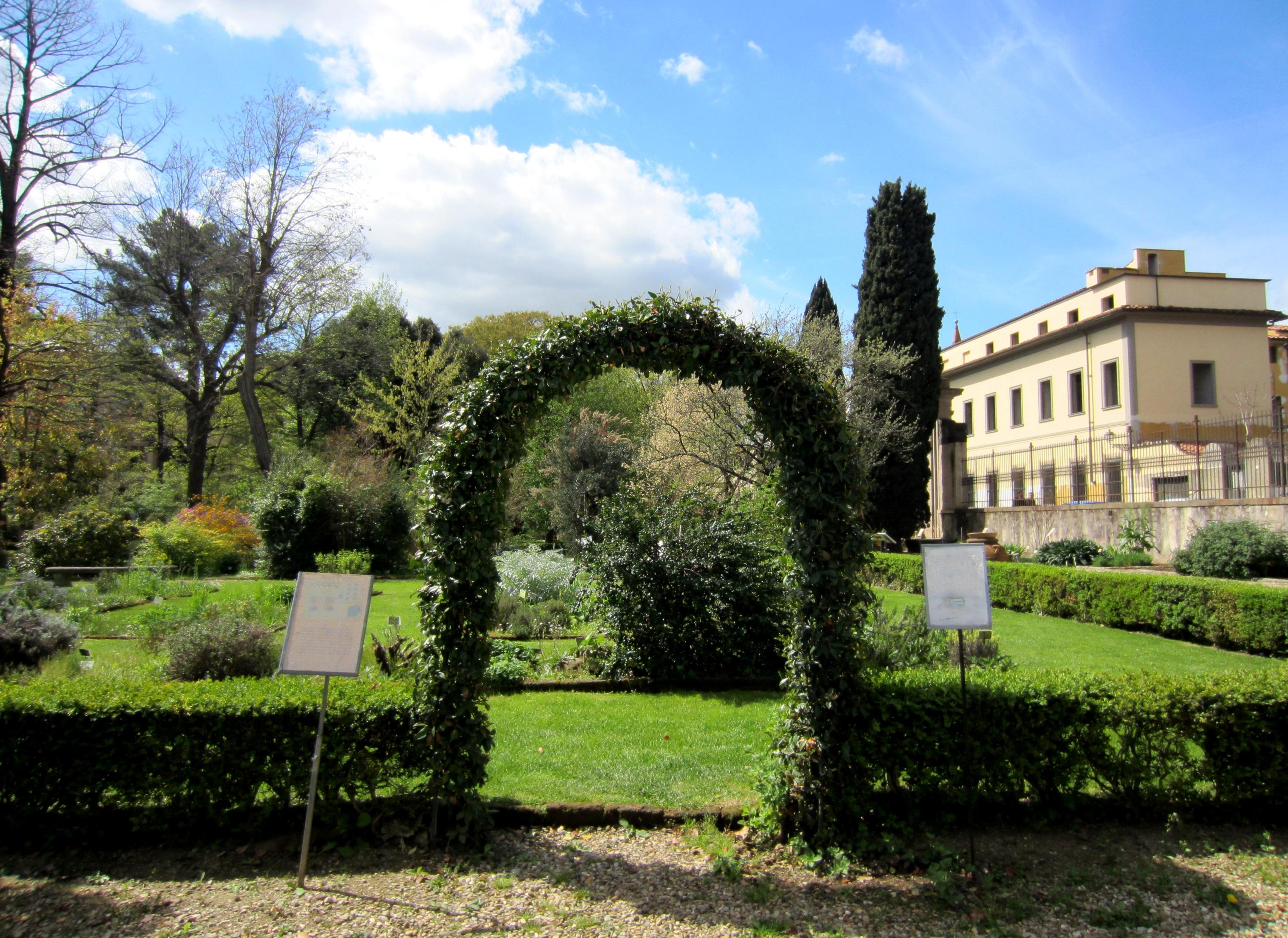 Primavera al giardino dei semplici firenze notizie for M innamorai giardino dei semplici accordi