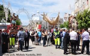 Festa patronale dei Santi Michele e Cataldo