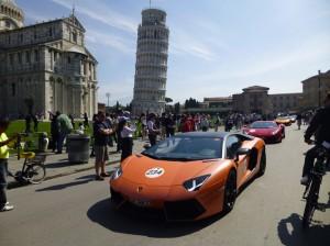 Grande giro Lamborghini