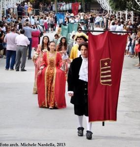 Cavalcata Storica in onore della Madonna di Valleverde